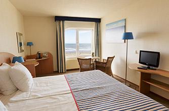 Hotelkamer @Center Parcs Parc Zandvoort