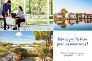 brochure seminaire Pierre & Vacances Center Parcs