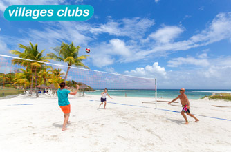 Pierre & Vacances villages clubs