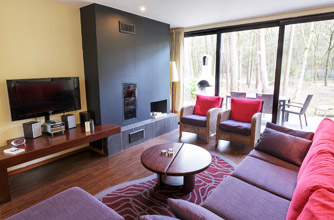 Eden Cottages Center Parcs
