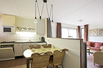 Comfort cottage@Center Parcs Parc Zandvoort