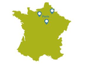 Seminarios e incentivos  cerca de Paris