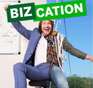 Bizcation