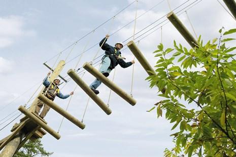 Incentive en Sologne : activités team building