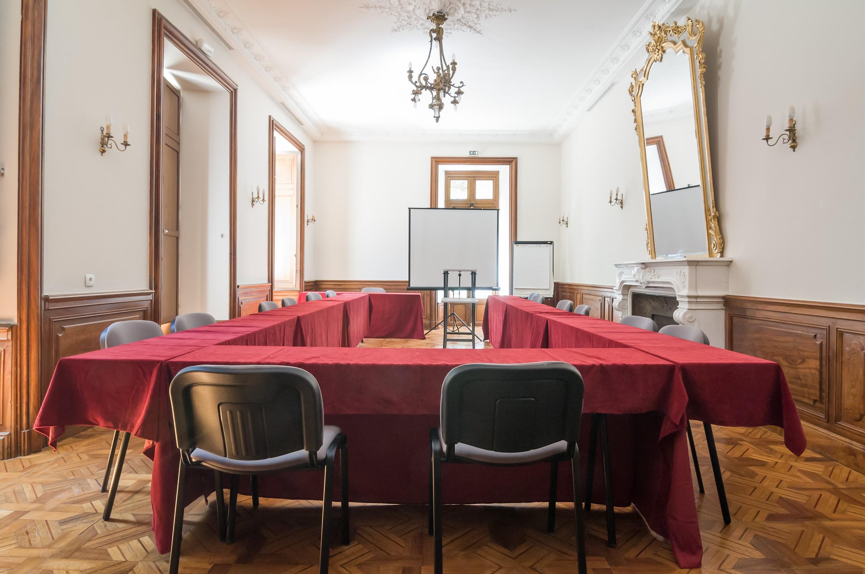 Sala de reunión original