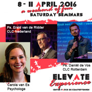Elevate Experience 2016